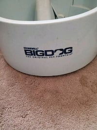 Automatic dog watering dish $40 obo Calgary, T2A 4L7