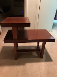 brown wooden table with chair Vallejo, 94591