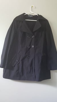 Black trench coat Kitchener, N2N 1C8