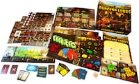Dungeon Lords board game - Like New, (PLUS MANY MORE!) WOODBRIDGE