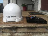 Tailgater - Dish Network Satellite Dish / Receiver and Remote. Watsontown, 17777