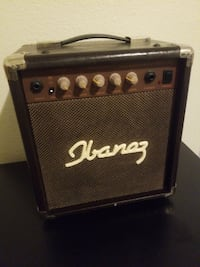 Ibanez Electric Acoustic Guitar Amp