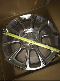 Dodge Dart Rims x4 Washington, 20004