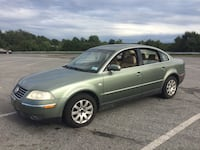 Volkswagen - Passat - 2002 Washington