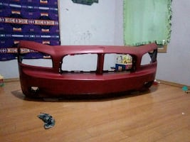 2006 Dodge Charger front bumper