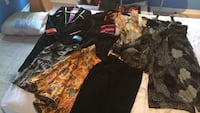 12 Piece Wardrobe. Designer outfits. Priced to Sell 562 km
