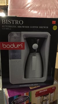 Bodum Bistro Coffee Brewer 570 km