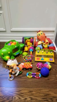 Baby toys Richmond Hill, L4E 0T1