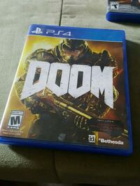 Doom ps4 Willimantic, 06226