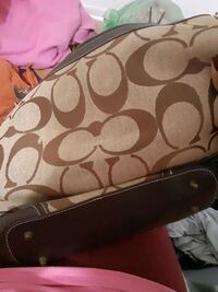 Coach bag just need washin n washer that's all