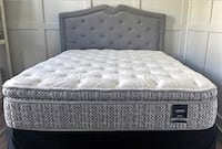 New King Mattress and Box Spring, only $50 down takesithome! Murray