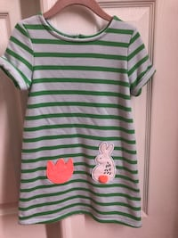 Toddlers Easter Dress Size 4 T BRAND NEW  Gainesville, 20155