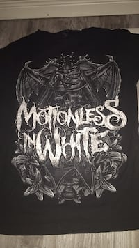 Motionless In White Band Tee