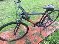 Barely used mongoose bike,works great,just don't have time to use it. Houston, 77020