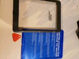 Life proof tablet cover for ipad
