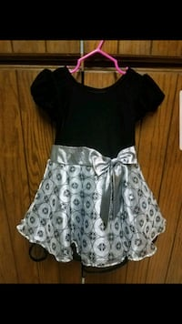 Toddler dress size 2T only worn once Dundalk, 21222