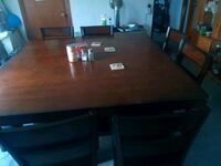 7pc Dining room table Fall River, 02721