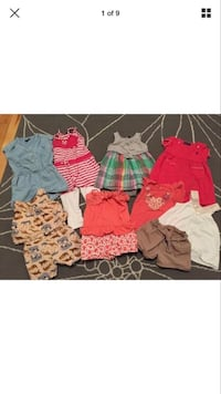 Girl lot 18-24 months Laval, H7W 3S3
