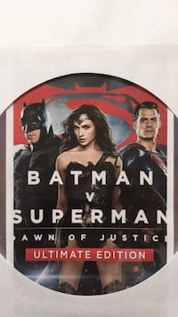 DVD Batman V Superman Dawn of Justice  Philadelphia, 19153