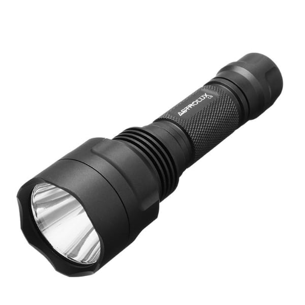 Astrolux C8 Compact Long Distance Thrower Flashlight