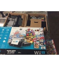 Wii U Special Edition Mario 3D World Deluxe System Nintendo Lafayette, 70506