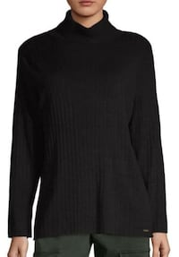 nwt CK Turtleneck Sweater M BURNABY
