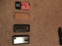 Assortment of different phone cases