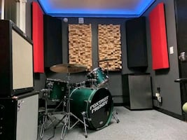 STUDIO: Music, Band, & Production Space