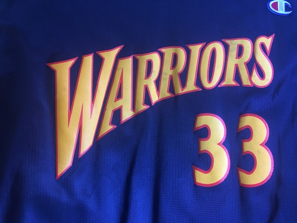 new arrival f3e46 d2387 Size 44(Large) Antawn Jamison warriors jersey
