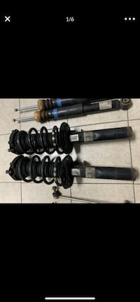 OEM VW Golf R 11-13year suspension Gaithersburg, 20877