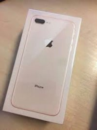 Brand New Gold iPhone 8 plus  Mississauga, L4T