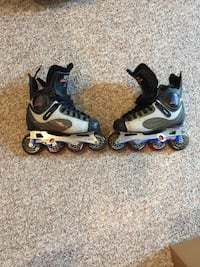 Used Ccm Roller Hockey Skates For Sale In Wallace Letgo