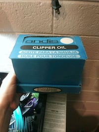 Andis clipped oil new Youngtown, 85363