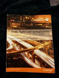 Linear Algebra and its applications  Oslo, 1054