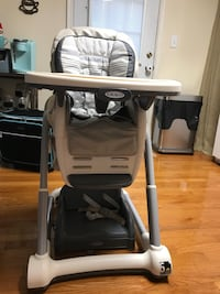 Graco Blossom LX 6-in-1 Convertible High Chair