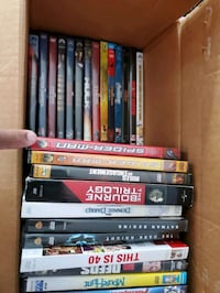 DVD LOT some blu ray... Marvel movies hunger game  New Hyde Park