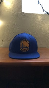 Golden State Warriors Mitchell&Ness Snapback Indianapolis, 46220
