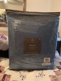 King Size Bedspread Brand New Beaumont, 77703