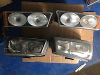 Headlight Assembly and Turn Signals Fitchburg, 01420