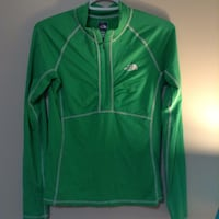green zip-up jacket Kelowna, V1Y 5Z2