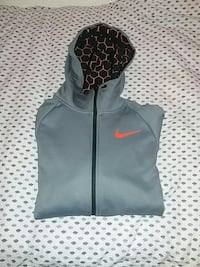 THERMA SPHERE HYPERWARM Nike zip-up hettegenser