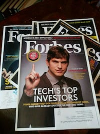 FORBES MAGAZINE YEARLY SUBSCRIPTION