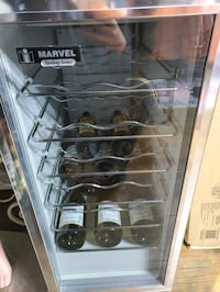 Marvel Sterling Series Wine Fridge