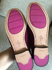 Magenta/ purple Cole Haan loafers Toronto, M4L 2B2