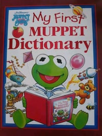 My First Muppet Dictionary  Providence