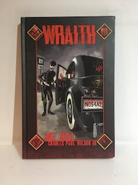Wraith Graphic Novel Mississauga, L5C