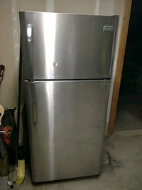 stainless steel top-mount refrigerator Fresno, 93720
