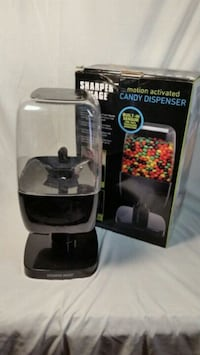 Motion activated candy dispenser  St. Albert, T8N 2P7