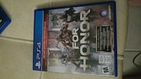 Ps4 For Honor  Sault Ste. Marie