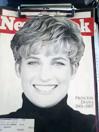 Newsweek September 8th 1997 Princess Diana cover price is negotiable Syracuse, 13208